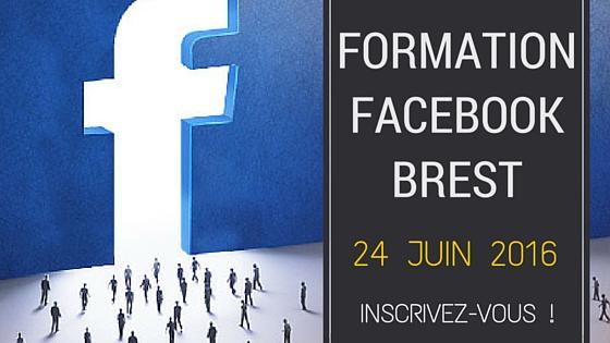 Formation Facebook Brest