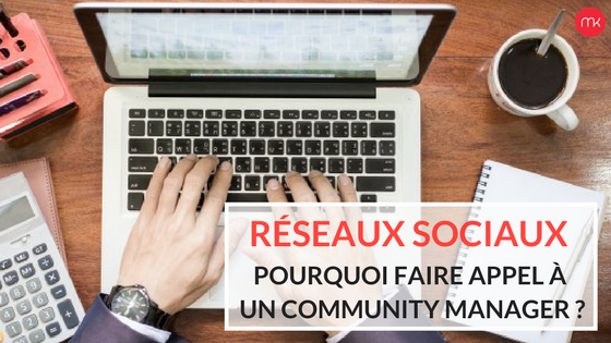 Externaliser à un community manager