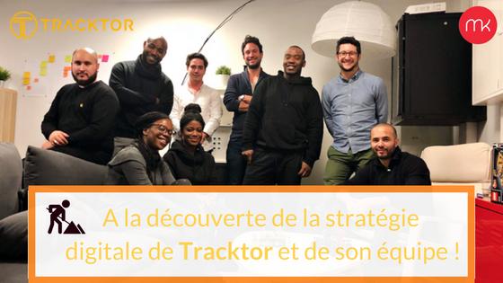 Une Tracktor