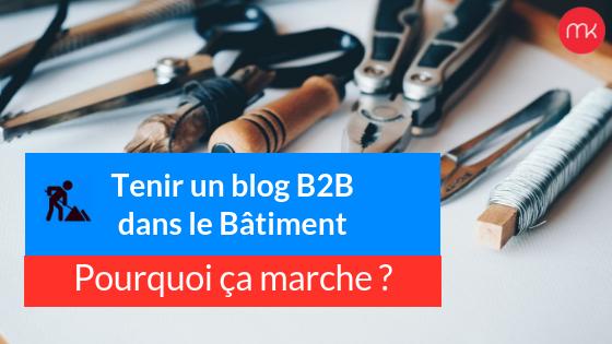 Blog B2B BTP